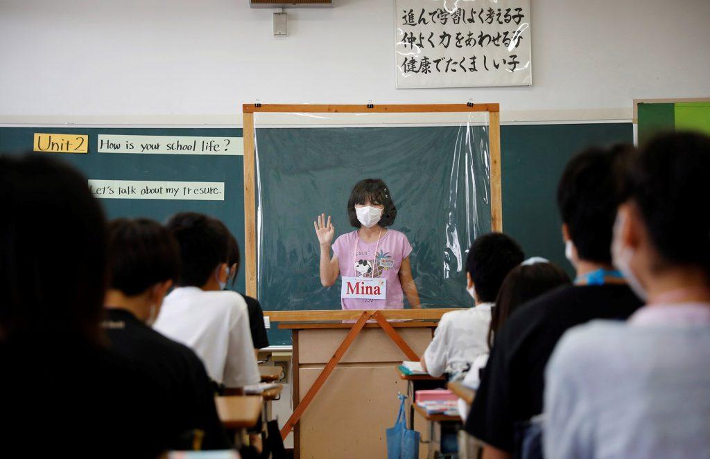 Sekolah Menengah Jepang Siap Berbicara Tentang Kesehatan Mental Di Kelas