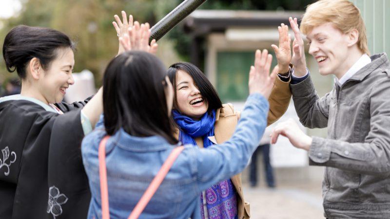 Anak Muda Jepang Kurang Minat Belajar ke Luar Negeri